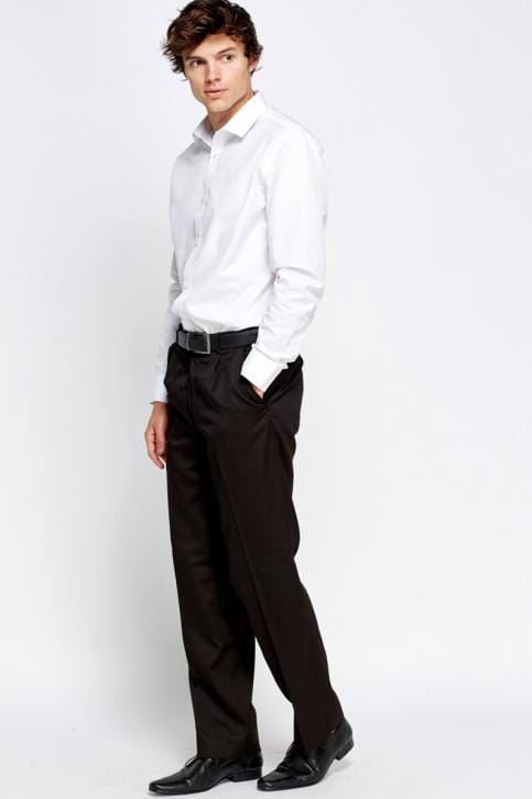 ***digital*** Straight Tailored Trousers