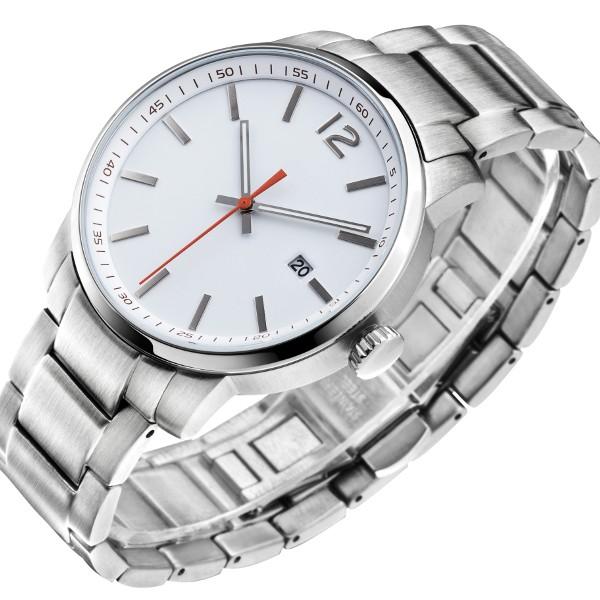 Armbanduhr Master Weiß