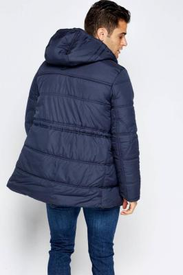 ***digital*** Quilted Regular Fit Coat